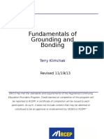1 Fundamentalsofgroundingpresentationforaustin112513 140731125542 Phpapp01