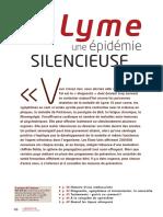 Lyme une épidémie silencieuse