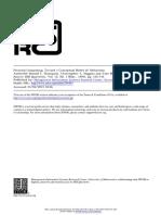 (Thompson Et Al., 1991) Personal Computing Toward a Conceptual Model of Utilization