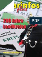 Saarinfos Plus AugSept 16 Onlineausgabe
