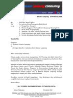 Proposal Kegiatan DLC Maret 2015 Fe