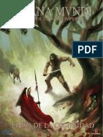 Arcana Mvndi - Libro de La Oscuridad