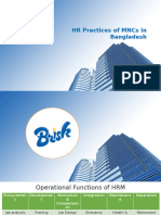 HR Practice of MNCs