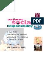 UBL CSR Report