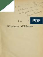 Brillant Maurice - Les Mysteres D'Eleusis