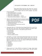 Soal Ukmppd Cbt Batch 4 November 2015 - Minggu