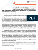 Entrevista con el portal Doitter.es