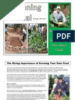 Gardening Manual 2010