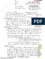 BL notes