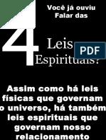 4 Leis Espirituais