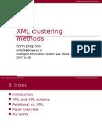 x Ml Clustering Methods