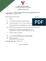 staff meeting agenda-052416