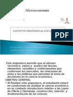 Microeconomia - Clase introductoria