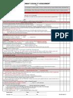 68w Advanced Field Craft Combat Medic Skills Avec Signets