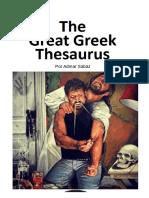 Greek Thesaurus