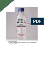 Botol Mineral 600 Ml