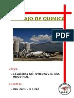 Trabajo de Quimica - Cemen....to.doc