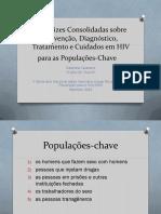 Apresentação GabrielaCalazans Populações Chave IISeminário Vacinas e Novas Tecnologias GIV