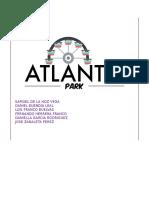 Proyecto Parque Tematico - Ing. Economica