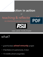 teaching and reflecting with 5 17 2015
