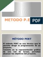 Administracion metodo P.E.R.T