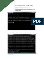 Instalando Painel Cspadm No Ubuntu 12.04