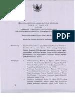 PMA Pemberian Penambahan Dan Pengurangan Tunjangan Kinerja Pegawai Pd Kemenag
