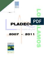 Pladeco Los Alamos 2007 2011