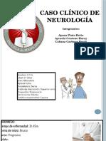 Caso Clínico VI - Módulo de neurología