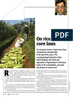 Hanke-On Rice and Corn Laws, May 2008