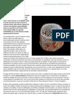 Infoceramica.com Esmaltes Shino