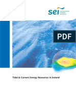 Tidal Current Energy Resources in Ireland Report