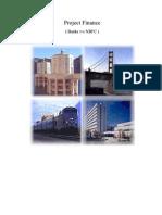 Project Finance Bank vs NBFC