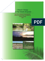 Climate Change the Fiji Islands Response