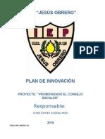 proyecto consejo escolar.doc