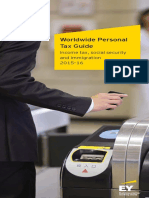 Worldwide Personal Tax Guide 2015-16