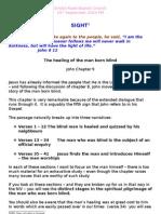 Br Rd - SIGHT - John 9  19 Sept 2004 PM
