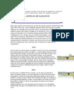 Historia de La Natacion Peruana