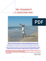 The TRUMPETS of Judicium Dei 8-8-2016
