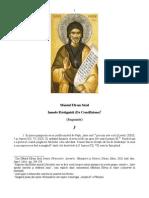 Sfântul Efrem Sirul Imnele Răstignirii şi Învierii (fragmente)