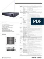 SRD-1694 Specifications (1)