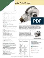 HS35 Incremental Encoder Gds