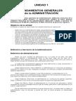 administracion publica argentina