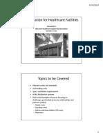 Healthcare Ventilation 2_2014!11!12 Handout