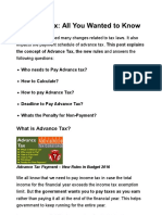 Advance Tax_ All You Wanted to Know