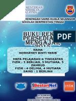 Buku Rekod Persediaan Mengajar 2015 02.doc