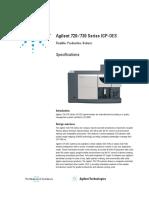 Agilent 720-730 Series ICP-OES