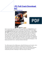 MotoGP 08 PC Full Crack Download.docx