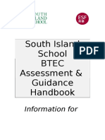btec assessment   guidance booklet 2015-2017
