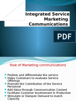 Service Communication Mix
